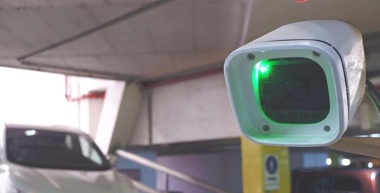 LPR camera of Quercus Technologies