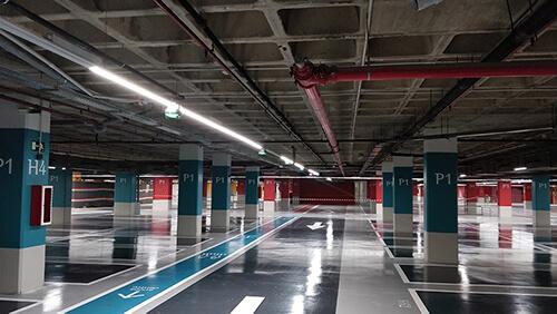 Estacionamento de Glorias 2