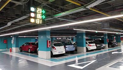 Estacionamento de Glorias 3