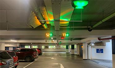 Dublin Hospital Parking Guidance photo