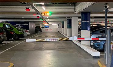 Indoor parking guidance system image