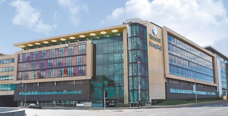 Image of the Beacon Hospital facilities