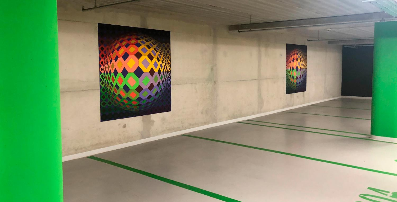 Budapest Underground Museum Parking